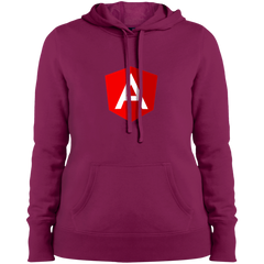 Angular Programming Authentic Women's Warm-Sport Hoodie - Bitcoin & Bunk