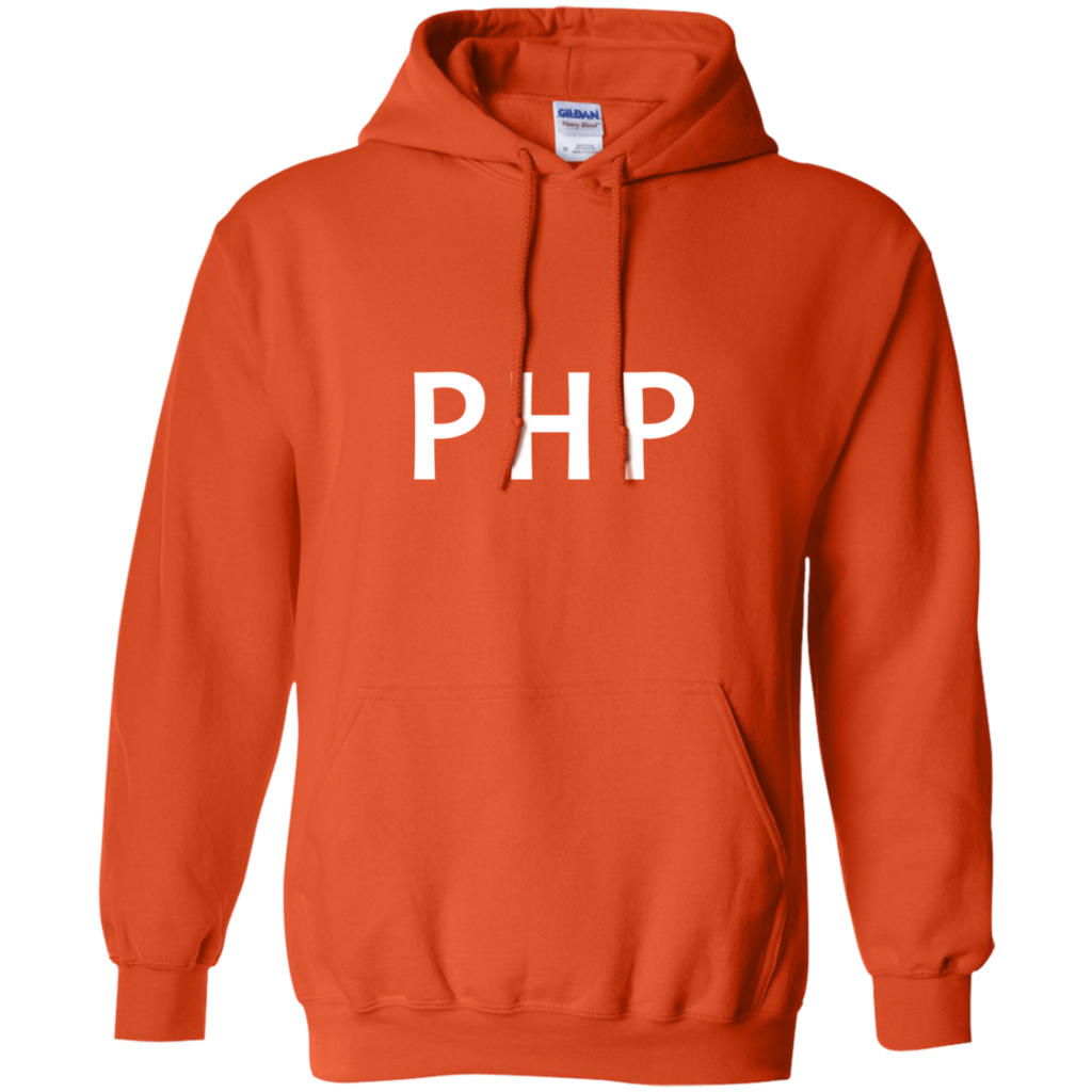 PHP Programming Authentic Casual Light-Fit Hoodie - Bitcoin & Bunk