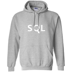 SQL Programming Authentic Casual Light-Fit Hoodie