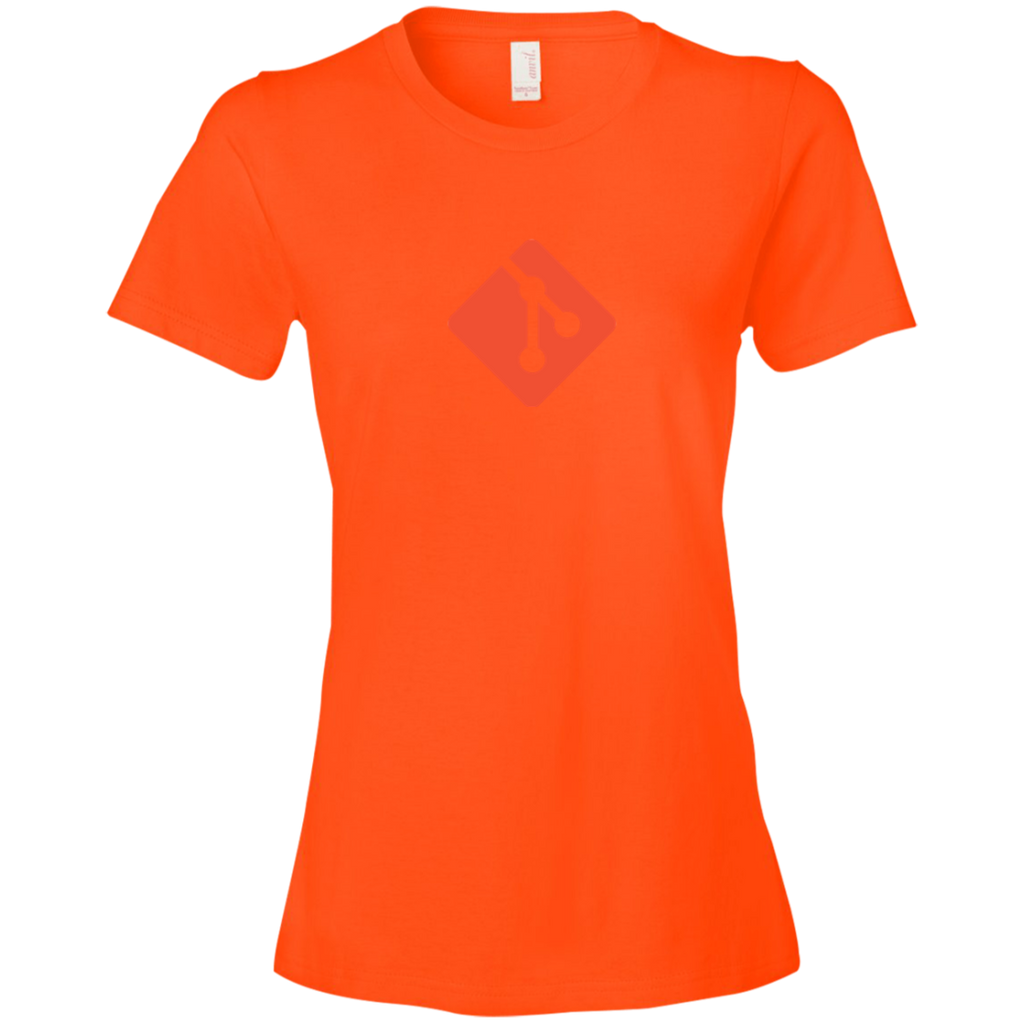 Git Programming Authentic Premium Women's Tee - Bitcoin & Bunk