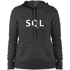 SQL Programming Authentic Women's Warm-Sport Hoodie