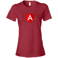 Angular Programming Authentic Premium Women's Tee