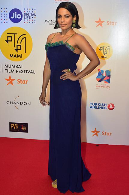 Priyanka Bose for MAMI Film Festival.
