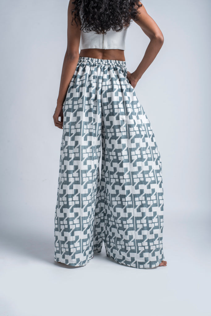 The Relaxed Pixel Pant