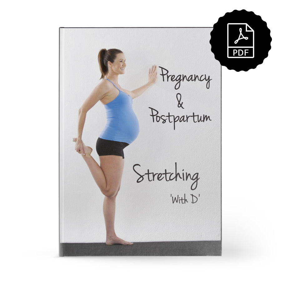 Pregnancy & Postpartum Stretching Guide