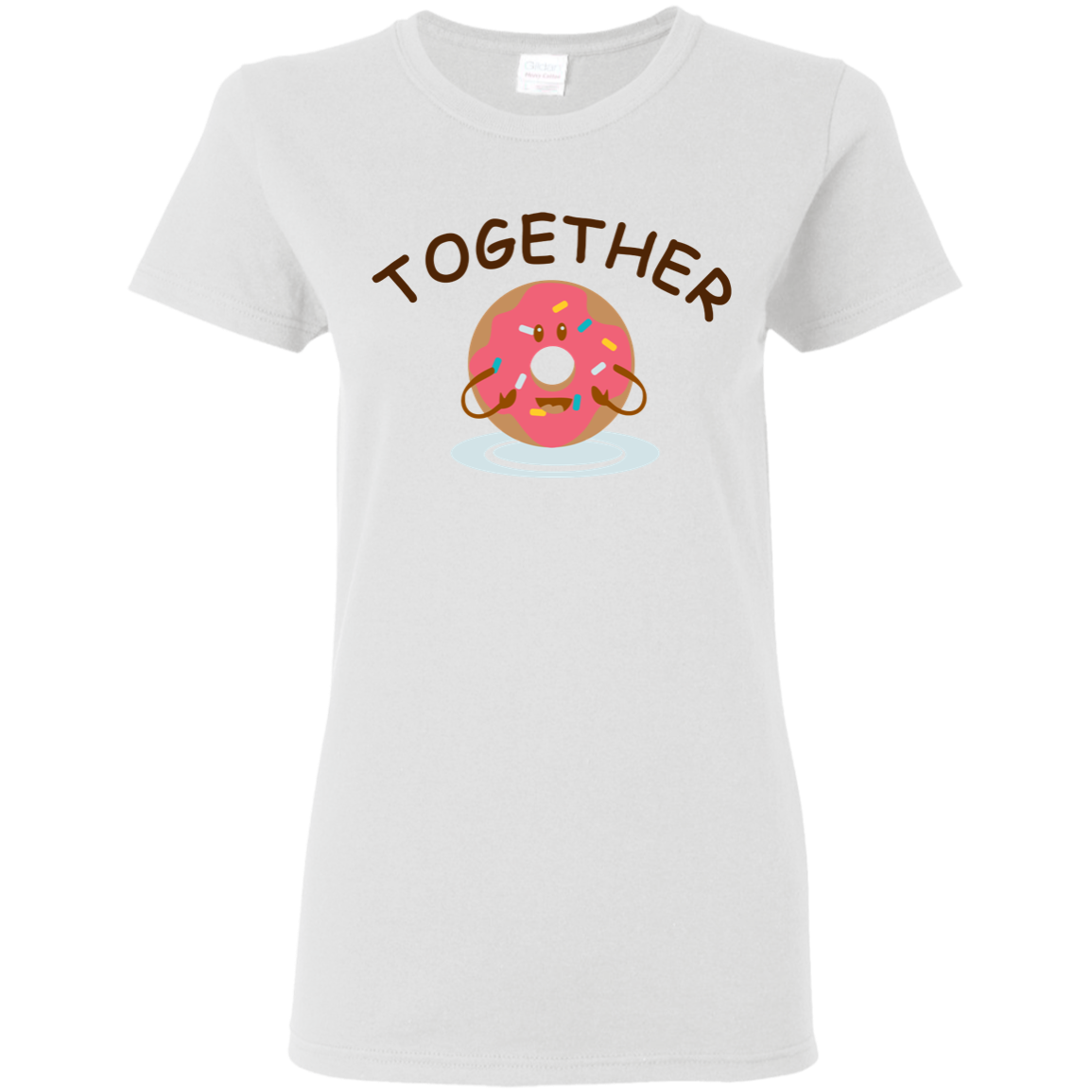 Together Donut T-shirt