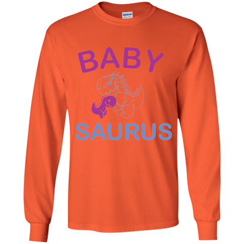 Baby SAURUS Long Sleeve T-shirt
