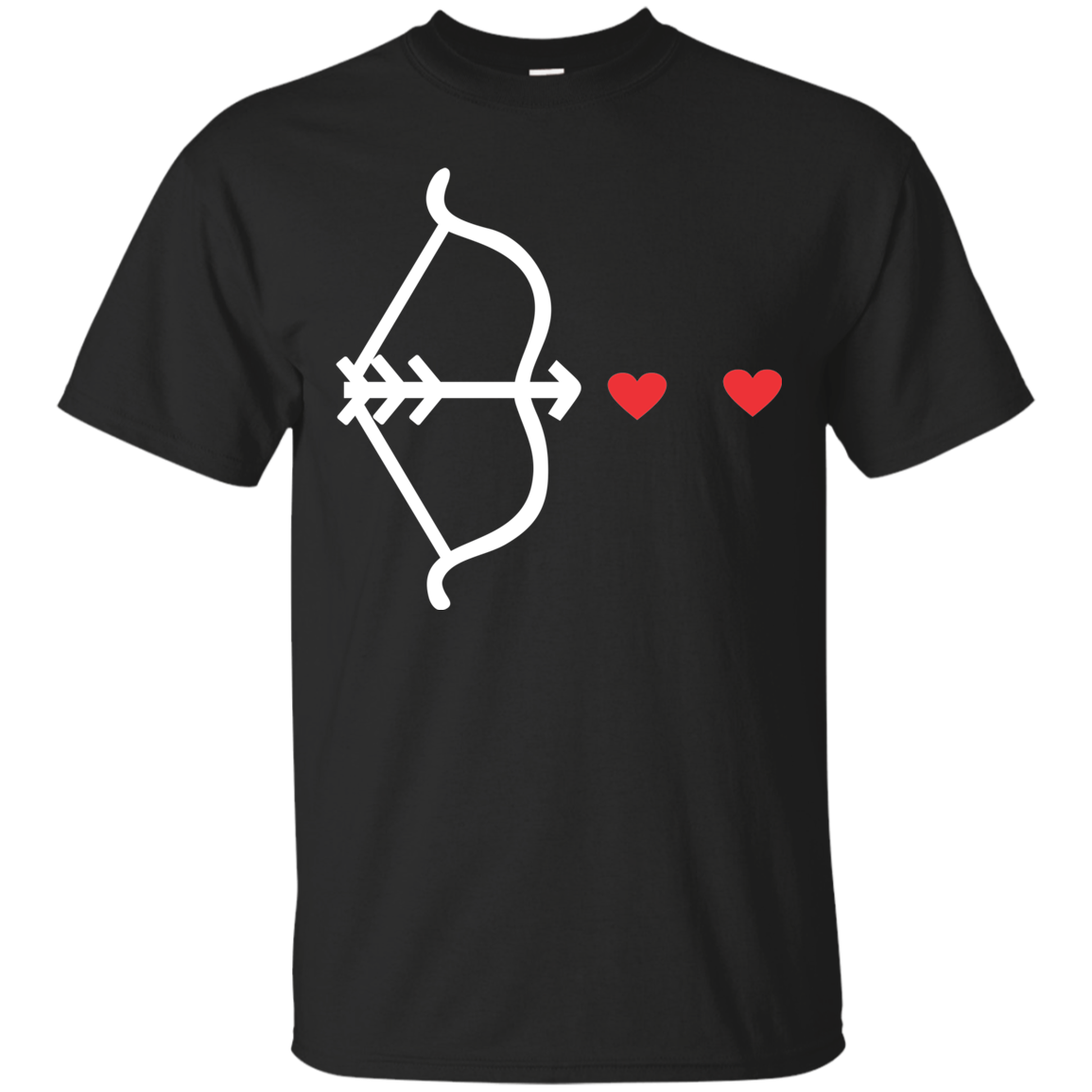 Arrow to your Heart Men T-shirt