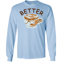 Better Gildan LS Ultra Cotton T-Shirt