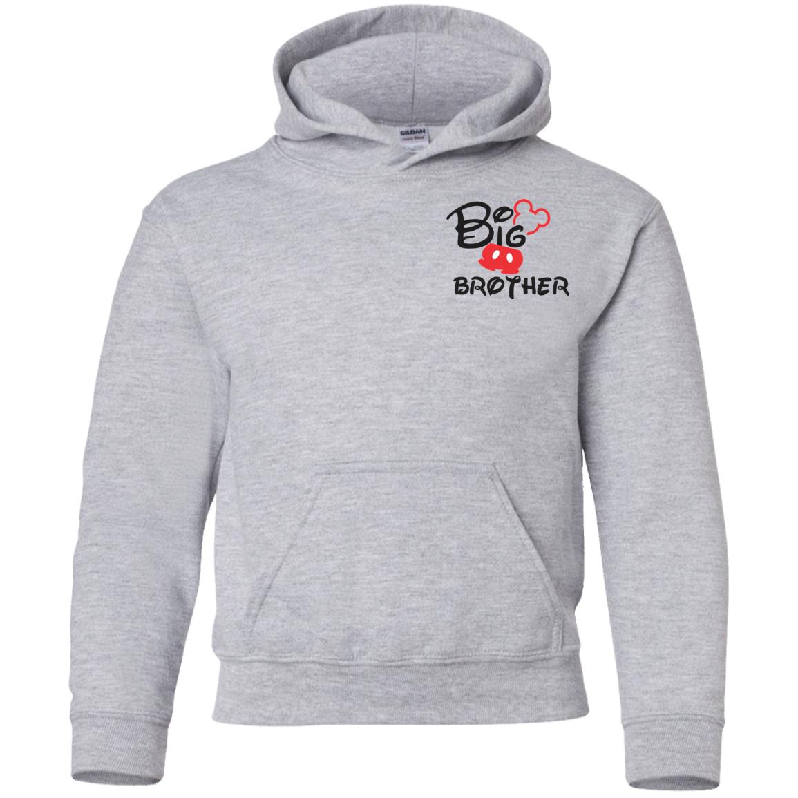 Big Brother MICKEY Hoodie
