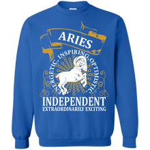 Aries Design 1 Sweatshirt
