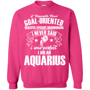 Aquarius Design 3 Sweatshirt
