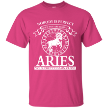 Aries Design 2 T-shirt
