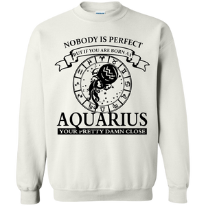 Aquarius Design 2 Sweatshirt