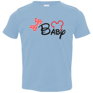 Baby Girl MICKEY T-shirt