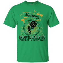 Aquarius Design 1 T-shirt