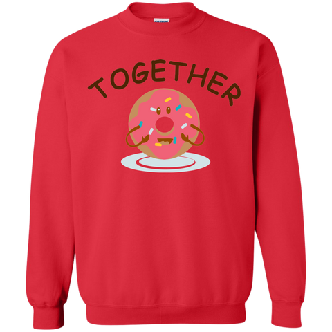 Together Donut Sweatshirt