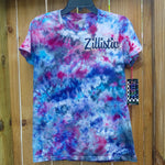 RASPBERRY CLOUD T-SHIRT - LADIES M