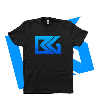Limited Edition BG Gradient Logo Tee