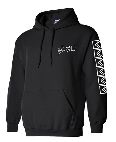 *LIMITED EDITION* Signature Hoodie (Black)