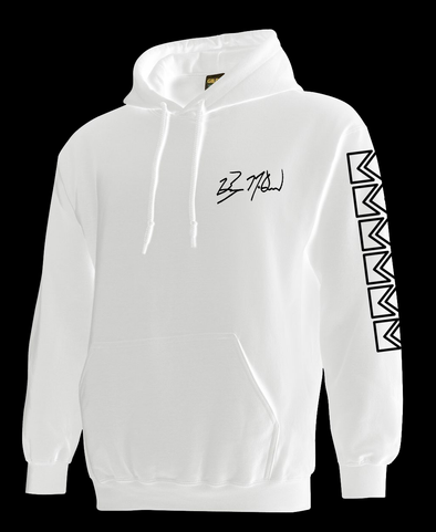 *LIMITED EDITION* Signature Hoodie (White)