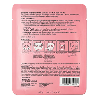 Ultra Radiance Diamond Mask
