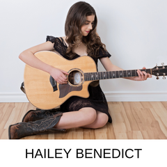 Hailey Benedict guitar picks
