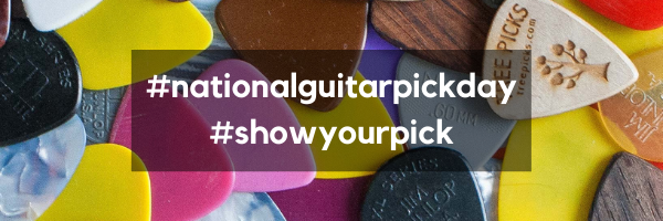 national guitar pick day