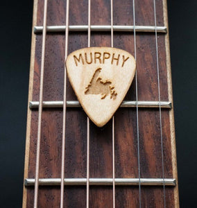 Newfoundland Personalized Guitar Picks Christmas Special