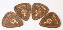 Guitar Pick Coasters - Tree Picks