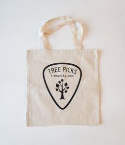 Tree Picks - Tote Bag - Shopping Bag - Reusable