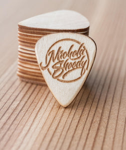 MICHELA SHEEDY Custom Guitar Picks