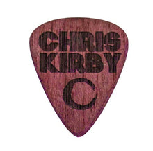 Chris Kirby Wood Guitar Picks Music