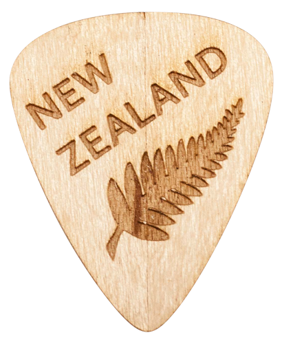 New Zealand Guitar Picks