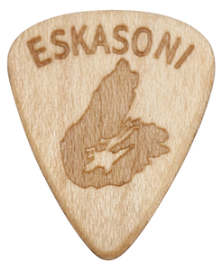 Eskasoni Guitar Picks (5 picks)