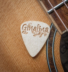 GINALINA Custom Guitar Picks