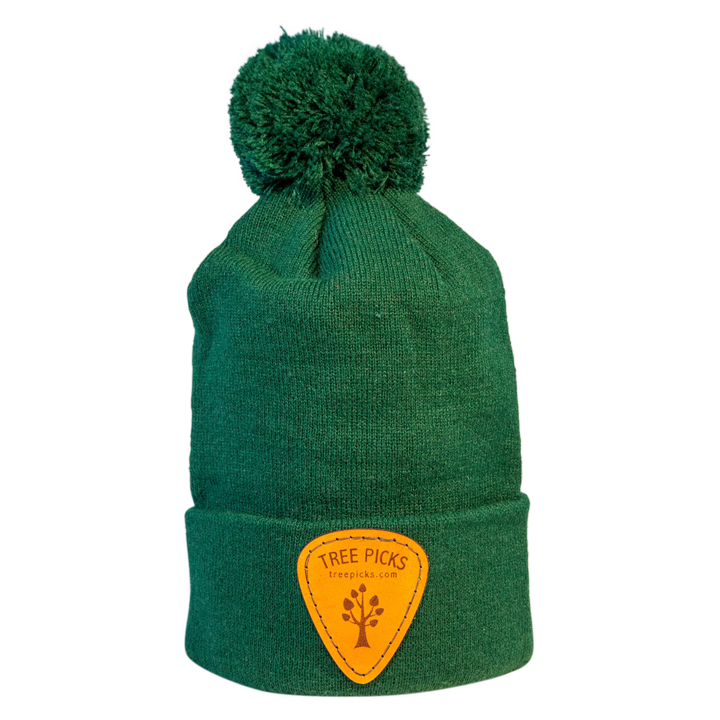 Tree Picks - Winter Hat - Toque - Beanie