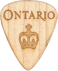 Ontario Guitar Picks