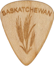 Saskatchewan Guitar Picks (5 picks)