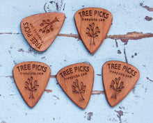 Tree Picks Cherry (5 picks)