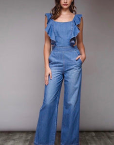 Keria Baby denim | jumpsuit
