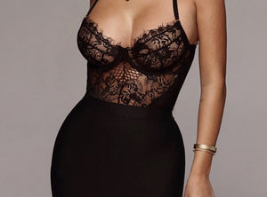 delicates - Bodysuit lace
