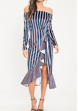 Stripe back