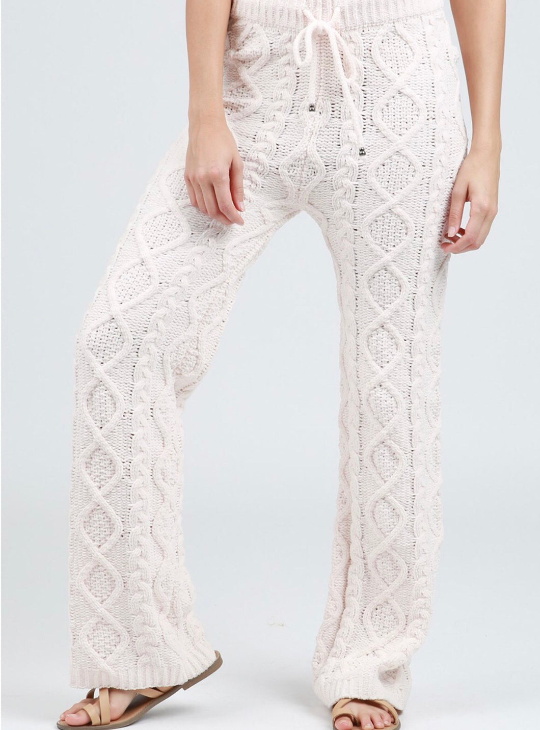 Cozy Julie drawstring pant