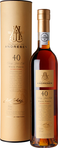Andresen 40 Years Old White