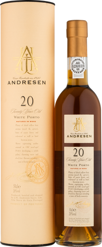 Andresen 20 Years Old White