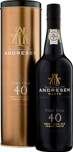 Andresen 40 Years Old Tawny            Very Old