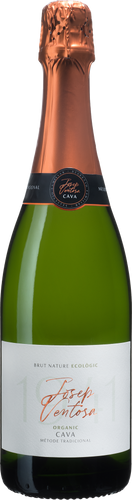 Cava DO- Josep Ventosa Brut Nature Organic