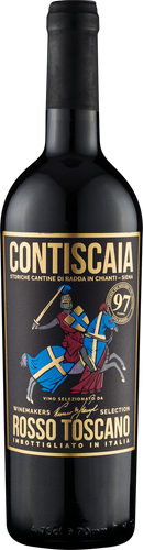 Contiscaia - Rosso Toscano IGT 2016 - Luca Maroni 97 point