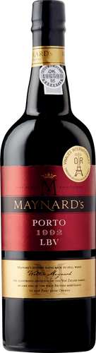 Maynard´s Late Bottled Vintage 1992 Unfiltered